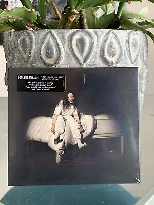 Billie Eilish - When We Fall Asleep, Where Do We Go - NEW CD - FREE SHIPPING