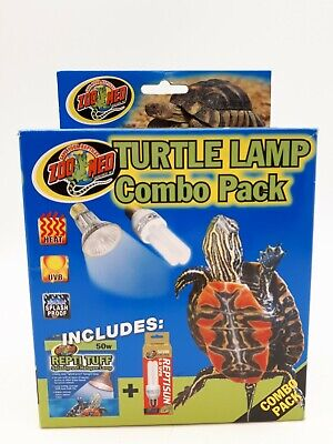 Turtle Heat Lamp: Combo Pack (PET45)