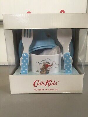 Cath Kids Nursery Cutlery Set Cowboy Design