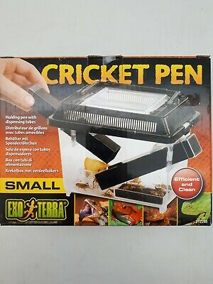 Cricket Container: Small   20 Crickets (PET74)