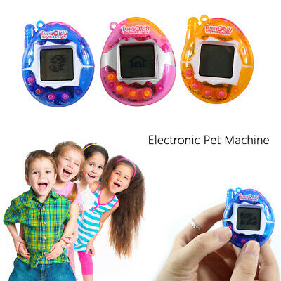 Child Nostalgic Tamagotchi Electronic Virtual Cyber Tiny Pet Toy Game Machine