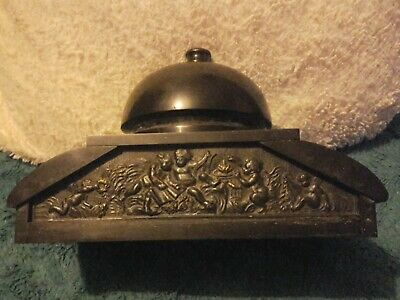 Large Slate/Marble clock case top in very good condition