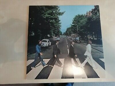 "The Beatles  ""Abbey Road""  Vinyl Lp Records"