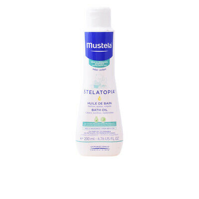 Cosmética Mustela unisex STELATOPIA bath oil 200 ml