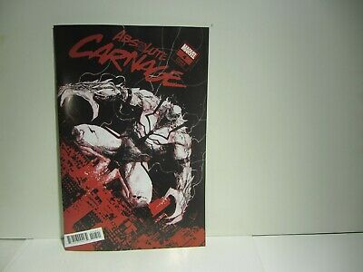 Absolute Carnage #4 1:25 Codex Variant  10/9 -   VF/NM!!!
