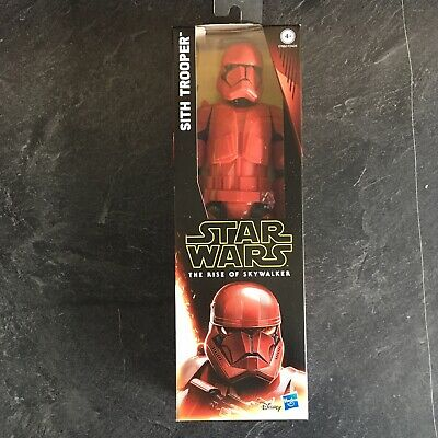 Star Wars The Rise Of Skywalker Sith Red Storm Trooper 12 Inch Figure