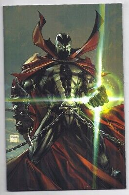 IMAGE COMICS SPAWN #300 TODD MCFARLANE 1 in 50 INCENTIVE VIRGIN VARIANT COVER
