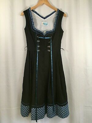 NWT Lifos German Drindel Drindl Dress size 34 Oktoberfest