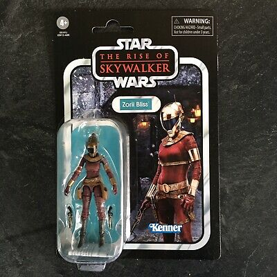 """NEW Kenner Star Wars Action Figure THE RISE OF SKYWALKER """"ZORII BLISS""""  3.75"""""""