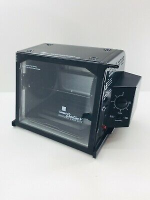 RONCO Compact Showtime + Rotisserie & BBQ Oven Model 3000 Black