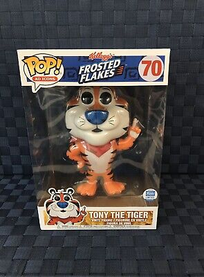 Pop Ad Icons #70  - Tony the Tiger 10 inch Funko Shop LIMITED EDITION - SOLD OUT