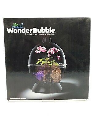 Wonder Bubble (  Herb Garden   Base, Dome, and Cap   Pink (PET61)