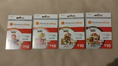 Photos with Mario AR Cards - Mario, Peach, Goomba, Bowser - No eShop Value
