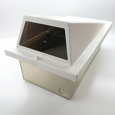 Pelco EH2100 Indoor Camera Enclosure Low Profile Drop Ceiling Wedge Style