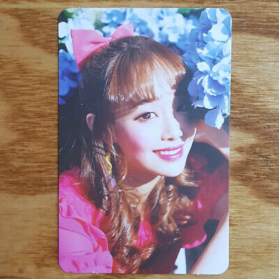 Chuu Official Photocard Monthly Girl Loona No.14  Kpop Genuine