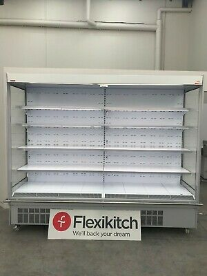 ARNEG Brioni 2 260XP-H200 OSCARTIELLE Refrigerated Open Multi Deck Display
