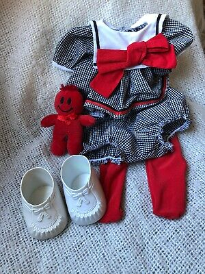My Child Doll School Dress Outfit