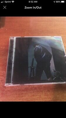 Post Malone Hollywood's Bleeding CD Album 2019 Physical Used