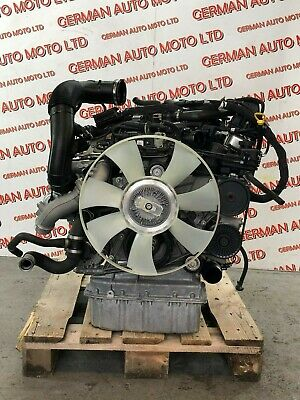 2018 MERCEDES SPRINTER 2.1 COMPLETE ENGINE 651955 18k