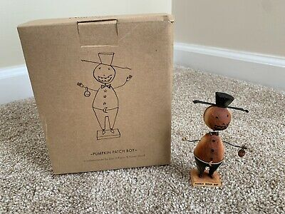August Moon Halloween Figurine Pumpkin Patch Boy Moonbeams Dan DiPaolo