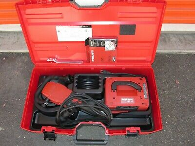 "HILTI  DG150 6"" diamond grinder professional kit  COMBO & NEW   (839)"