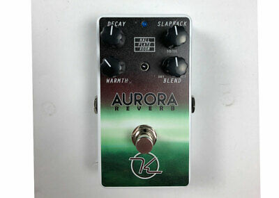 Keeley Electronics Aurora Reverb GENTLY USED