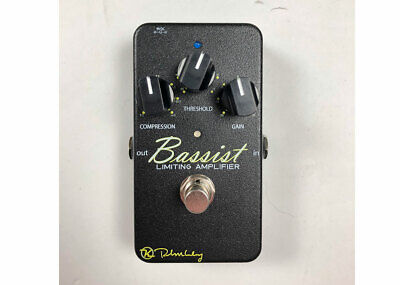 Keeley Electronics Bassist Limiting Amplifier GENTLY USED