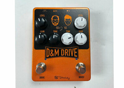 Keeley Electronics D&M Drive/Boost GENTLY USED