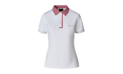Porsche Driver's Selection Ladies Polo Shirt- Taycan Collection