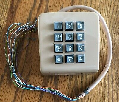 Touch Tone Key Pad #113