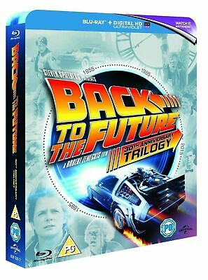 Back to the Future Trilogy (Blu-ray, 2015)