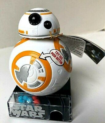 Star Wars BB-8 Candy Dispenser With Candy Disney New