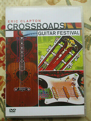 Eric Clapton's Crossroads Guitar Festival Live At The Cotton Bowl Dallas Texas