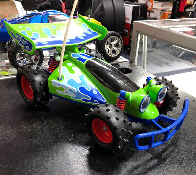 """Thinkway Toy Story signature collection RC Car Disney Pixar 14"""" buggy. No remote"""