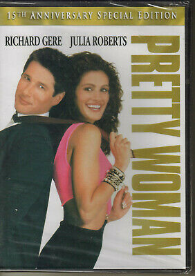 Pretty Woman (DVD, 2005, 15th Anniversary Special Ed - Brand New/Sealed