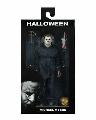 """Halloween (2018) - 8"""" Clothed Action Figure - Michael Myers - NECA"""