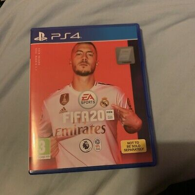 ps4 game Fifa 20 New
