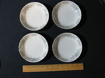 Set of 4 Small Bowls Norleans China Made in Japan Theresa
