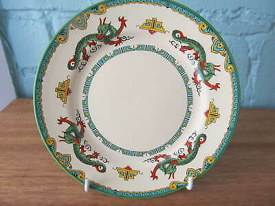Vintage MINTONS Asian Anglo Japanese Side Plate  MADE IN ENGLAND W Footscray