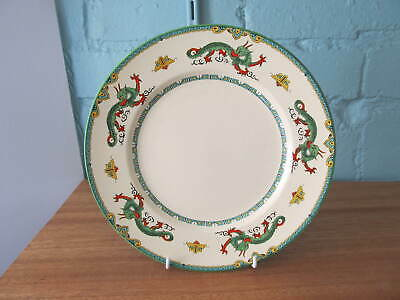Vintage MINTONS Asian Anglo Japanese Dinner Plate  MADE IN ENGLAND W Footscray