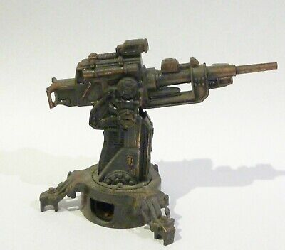 Antique style GATLING GUN Pencil Sharpener