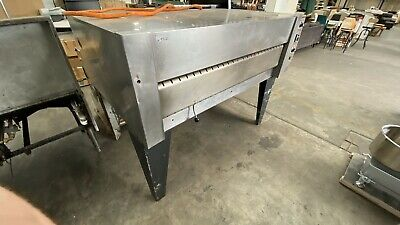 Used Commercial 3 Phase Pizza Oven Single Deck