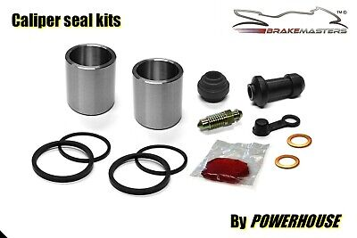 Honda CBF250 front brake caliper piston & seal rebuild repair boots kit set 2008