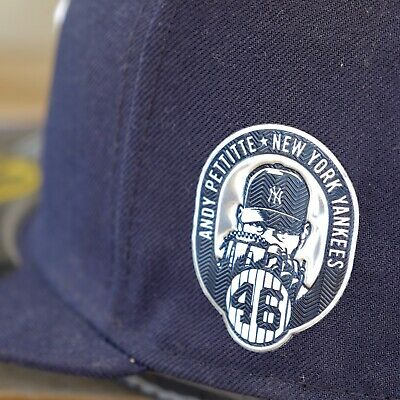 New Era New York Yankees Andy Pettitte Retirement 59Fifty Fitted Cap