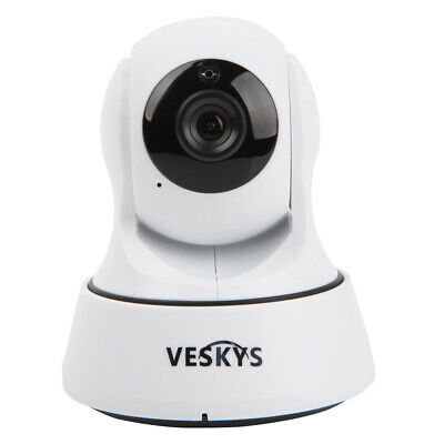 New 1080P HD 2.0MP Wi-Fi Night Vision Wireless IP Camera Remote Monitoring