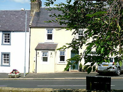 Bk 3 nts & get one nt free in Nov& Dec 4* pet friendly cottage, Scot Borders