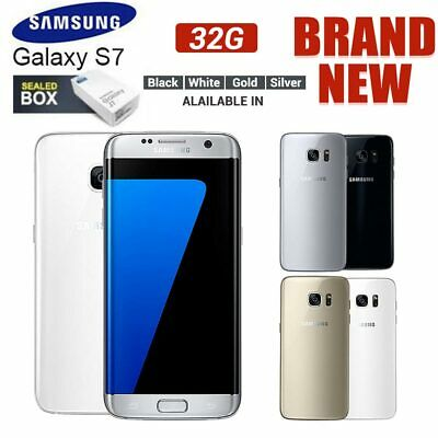 32GB Factory Unlocked Samsung Galaxy S7 G930F LTE 4G Sim Free Android SmartPhone
