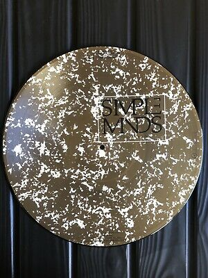Rare,1985,Simple Minds,Picture Disc,12' Record.