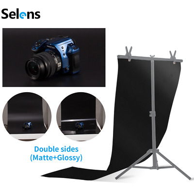 PVC Background Paper & T Backdrop Stand Studio Photography Support System AU