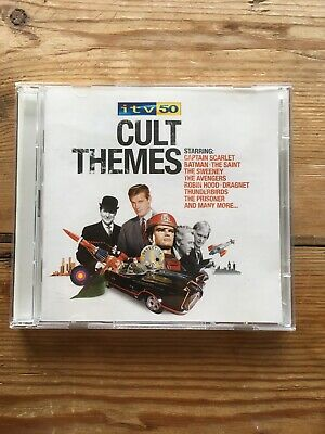 ITV 50 - Cult Themes 2 x CD 2005 (TV Themes)